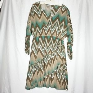 Ariat Chevron dress
